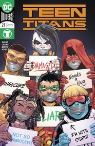 Teen Titans 027 2019 Digital Thornn