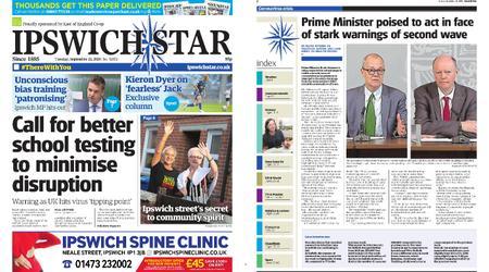 Ipswich Star – September 22, 2020