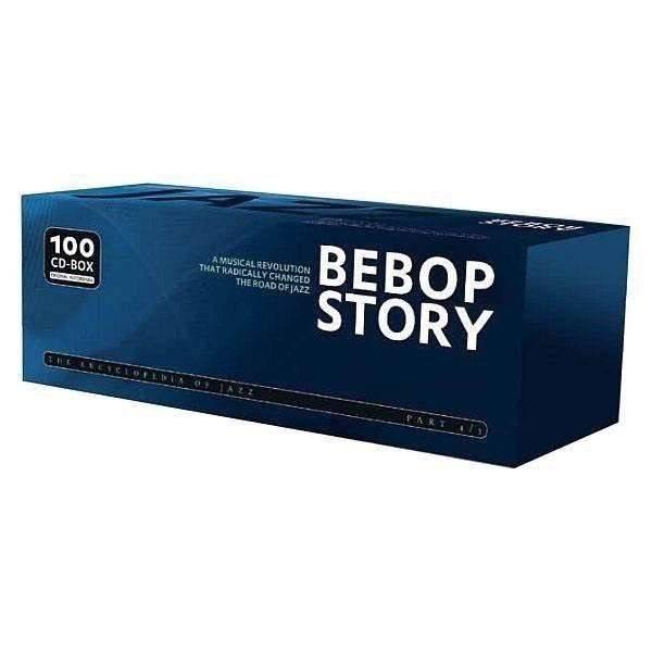 VA - The World's Greatest Jazz Collection: Bebop Story (2008) (100 CDs Box)