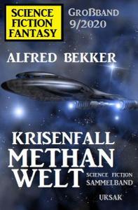 Uksak Science Fiction Fantasy Großband - Nr.9 2020