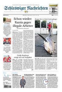 Schleswiger Nachrichten - 06. Juli 2018
