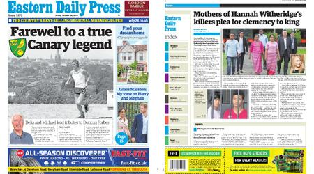 Eastern Daily Press – October 25, 2019