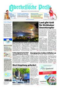 Oberhessische Presse Hinterland - 13. Oktober 2018