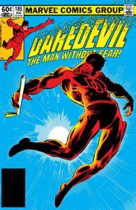 For PostalPops -  Daredevil 185 1982 Digital Zone-Empire cbr