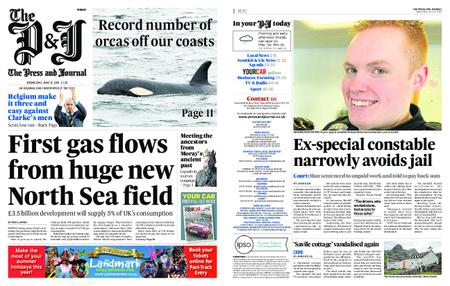 The Press and Journal Moray – June 12, 2019