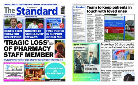 The Standard Chester & District – April 16, 2020