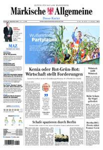 Märkische Allgemeine Dosse Kurier - 16. September 2019