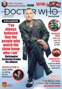 Doctor Who Magazine - Issue 563 - May 2021