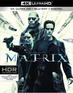 The Matrix (1999) [4K, Ultra HD]