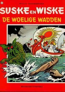Suske En Wiske - 190 - De Woelige Wadden