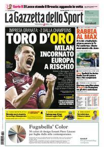 La Gazzetta dello Sport – 29 aprile 2019