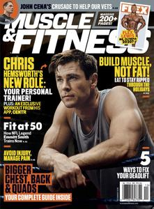 Muscle & Fitness USA - December 2019
