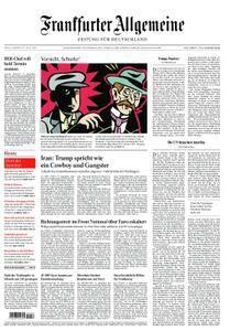 Frankfurter Allgemeine Zeitung F.A.Z. - 22. September 2017
