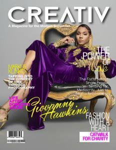 Creativ Modern Bohemian Magazine - November-December 2019