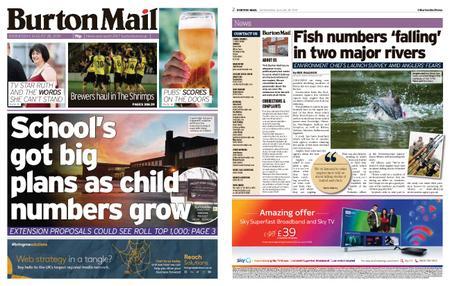 Burton Mail – August 28, 2019
