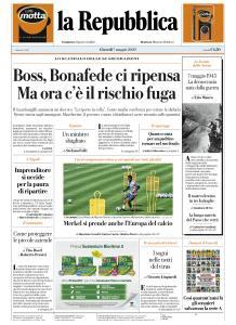La Repubblica - 7 Maggio 2020