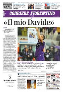 Corriere Fiorentino La Toscana – 15 ottobre 2018