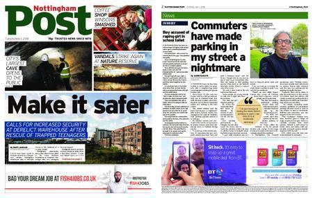 Nottingham Post – May 01, 2018