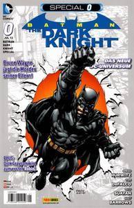 Batman - The Dark Knight 00 Jul 2013