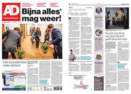 Algemeen Dagblad - Gouda – 25 juni 2020