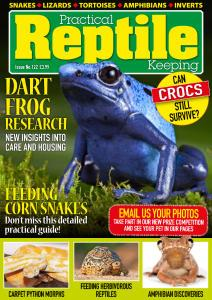 Practical Reptile Keeping - Issue 122 - February 2020