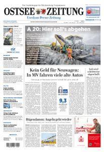 Ostsee Zeitung Wolgast - 17. November 2017