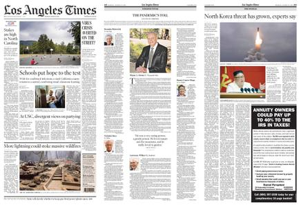 Los Angeles Times – August 24, 2020