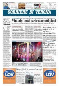 Corriere di Verona - 11 Aprile 2018
