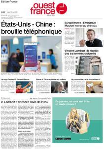 Ouest-France Édition France – 21 mai 2019