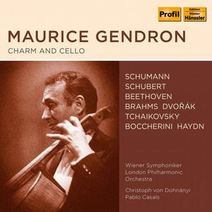 Maurice Gendron - Charm and Cello (2019)