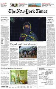 International New York Times - 10 July 2018