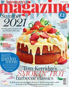 Sainsbury's Magazine – June 2021