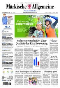 Märkische Allgemeine Westhavelländer - 29. August 2017