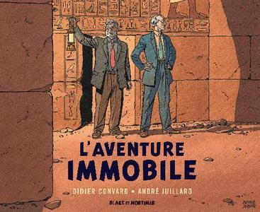 Blake et Mortimer L Aventure immobile