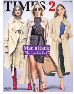 The Times Times 2 - 18 October 2017