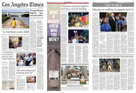 Los Angeles Times – August 06, 2019