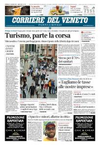 Corriere del Veneto Padova e Rovigo – 31 maggio 2020