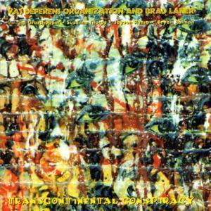 Vas Deferens Organization & Brad Laner - Transcontinental Conspiracy (1996) {Quaquaversal Vinyl}