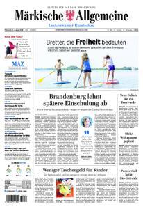 Märkische Allgemeine Luckenwalder Rundschau - 07. August 2019