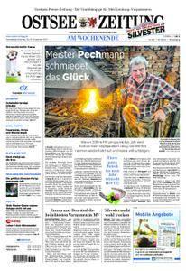 Ostsee Zeitung Wolgast - 30. Dezember 2017