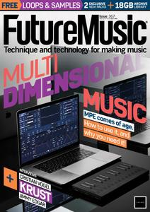 Future Music - March 2021