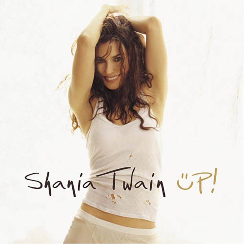 Shania Twain titre album : Up