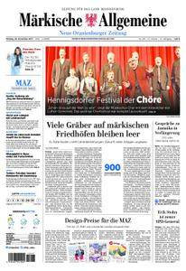 Neue Oranienburger Zeitung - 20. November 2017