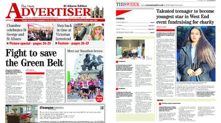 The Herts Advertiser – May 02, 2019