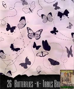 Butterflies-n- Trails Brushes