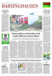 Barsinghausen/Wennigsen - 18. Oktober 2018