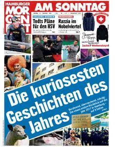 Hamburger Morgenpost - 31. Dezember 2017