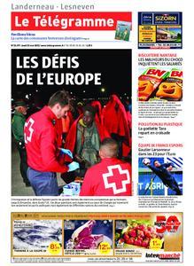 Le Télégramme Landerneau - Lesneven – 23 mai 2019
