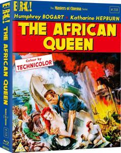 The African Queen (1951) + Extras