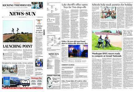 Lake County News-Sun – November 20, 2017